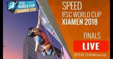 Finale Speed Xiamen 2018