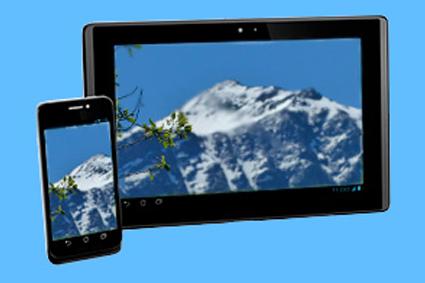 Mobiles et tablettes