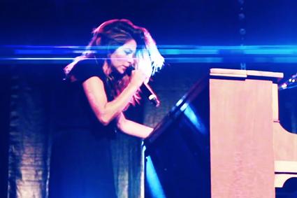Les concerts de Julie Zenatti