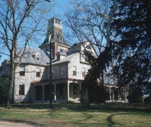 Wharton Mansion Batsto Village