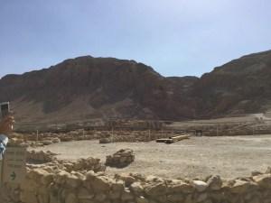 Qumran excavations