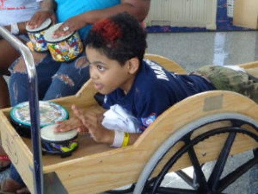La Rabida Children's Hospital (Photo: Courtesy of Sharing Notes)