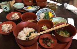 vegan shojin kurama kyoto blog