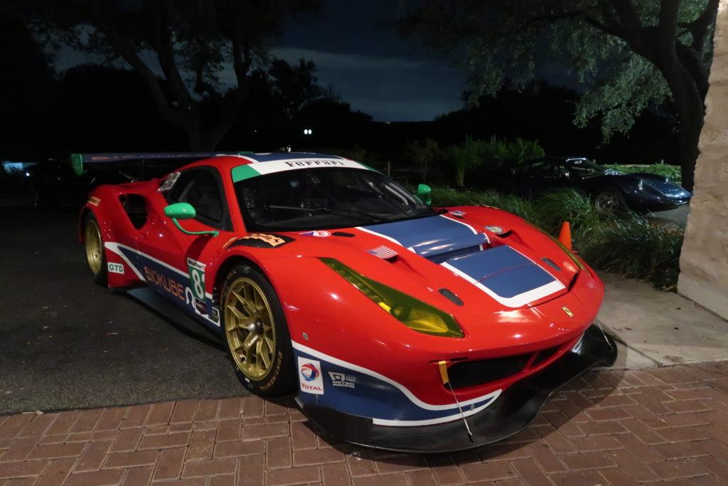 2017 Ferrari Club Of America Formula 1 Reception U2013 Texas U201cHill Country  Chapteru201d  Photo: Splash Magazines ...