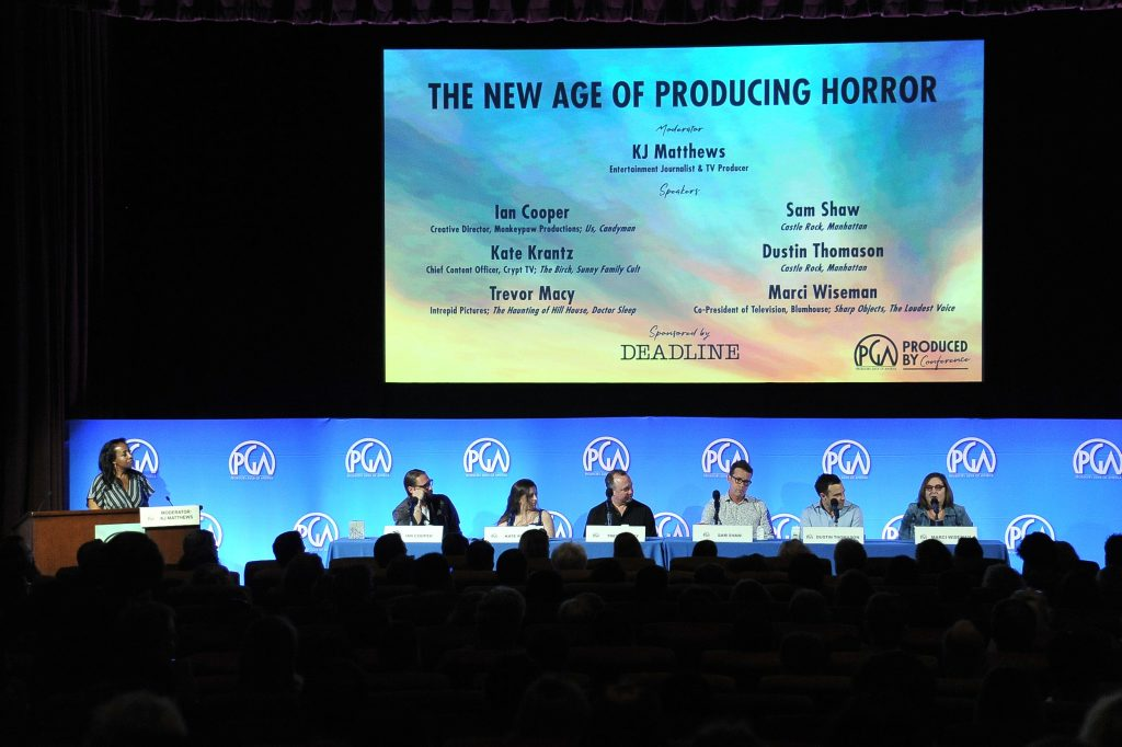 The New Age of Producing – Produced By Conference Day 1