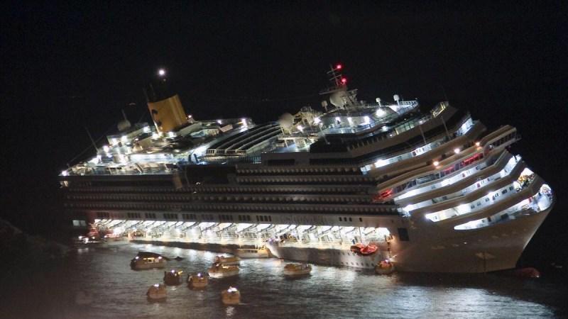 Costa Concordia, quella nave che da 4 anni viaggia nei nostri cuori