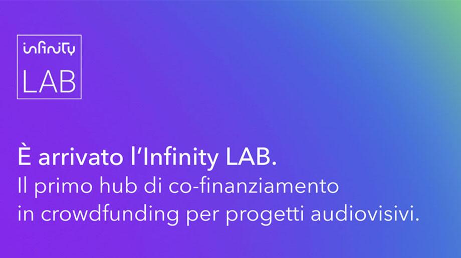 Infinity Lab, il primo laboratorio targato INFINITY