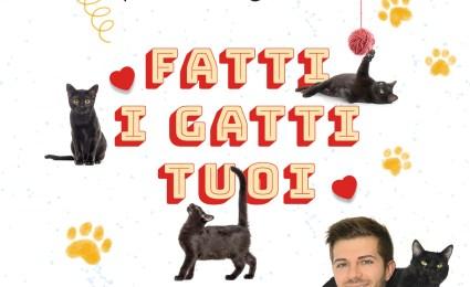 """Federico Santaiti, """"Fatti i gatti tuoi"""" in libreria dal 19 novembre"""