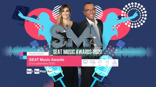 Seat Music Awards 2020: scopri come accedere alla serata!