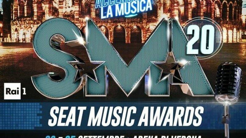 Seat Music Awards: scopri il cast delle due serate!