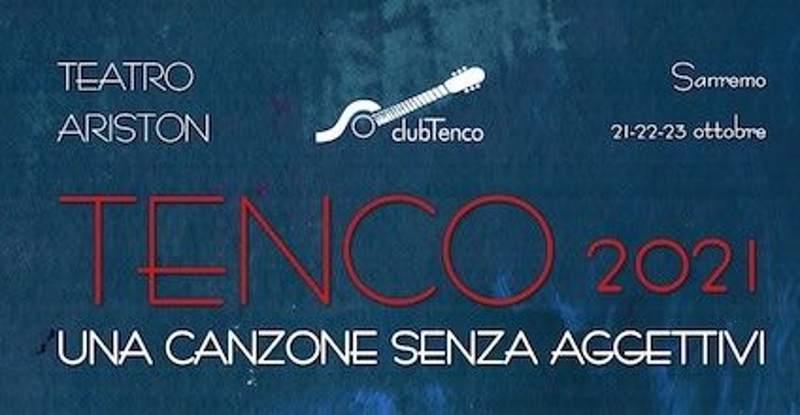 Teatro Ariston, Premio Tenco 2021: IL CAST