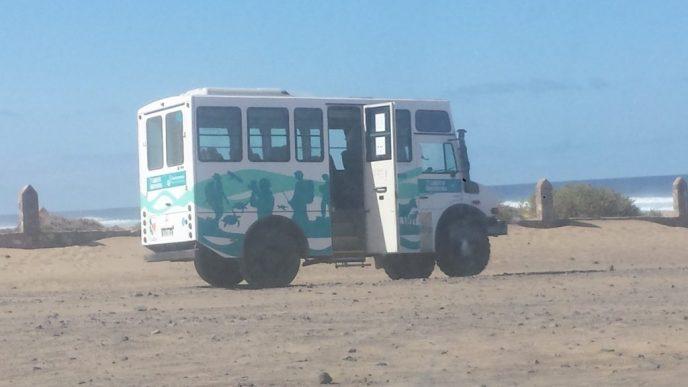 Playa Cofete Beach Bus