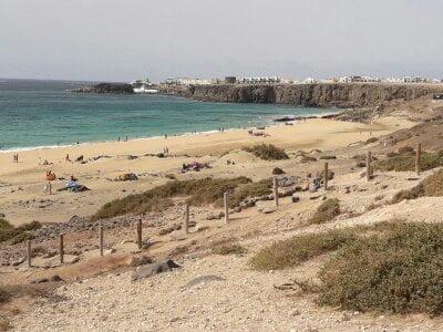 El Cotillo Surf Beach, Fuerteventura