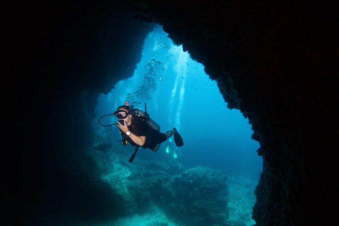 Dive Site Koh Haa
