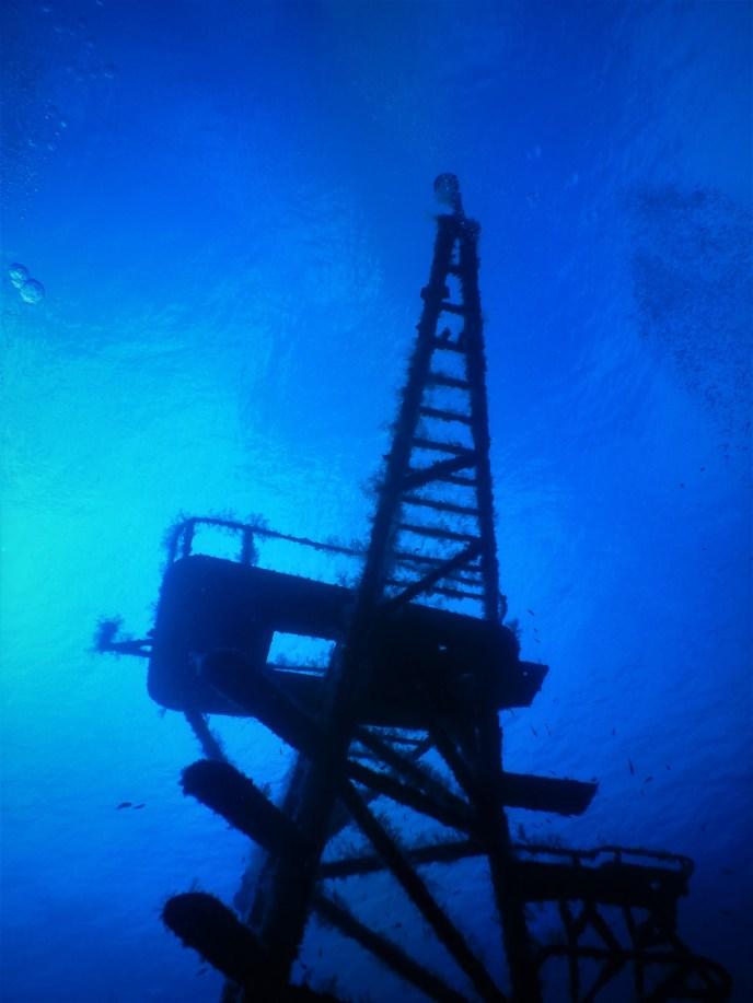 Cordeca ship wreck on Porto Santo Island