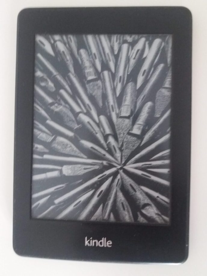 The Kindle e-reader: another electronic on my travel packing list