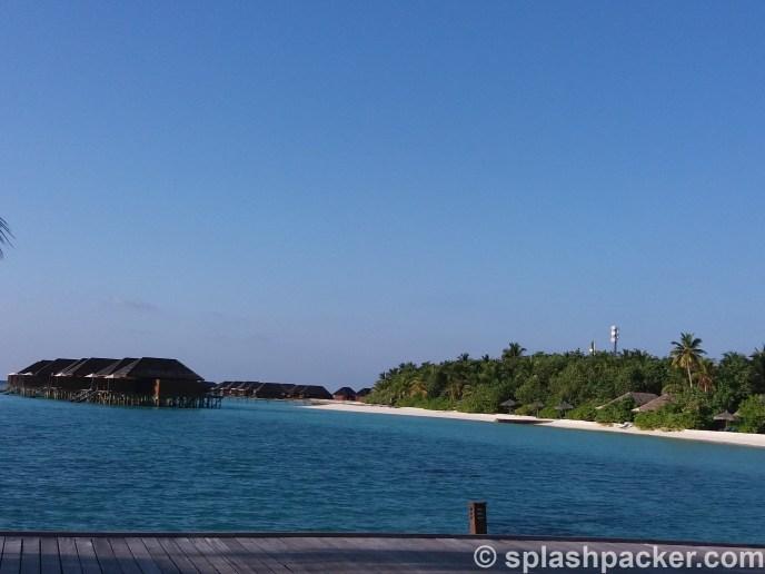 Veligandu Island Resort in the Maldives
