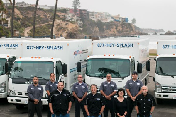 Splash plumbing in orange county