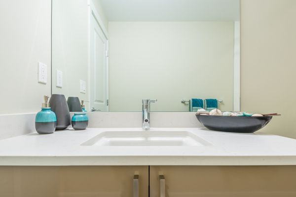 Sink installed by plumber in Mission Viejo, CA