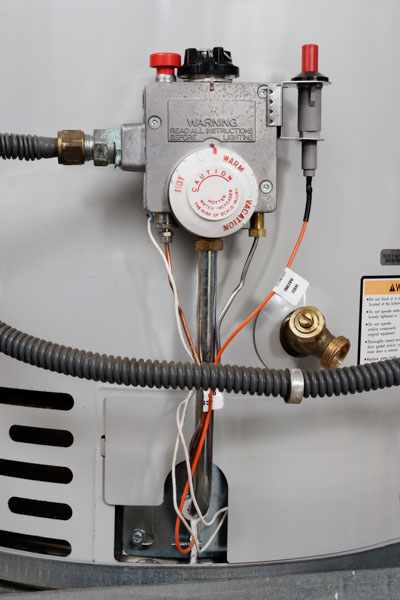 Orange Plumbing Service repair of Water heater