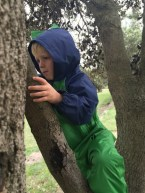 Getting Kids Outdoors With the Dinosaur Splashsuit | Kids Splash Suit | Rain Suit