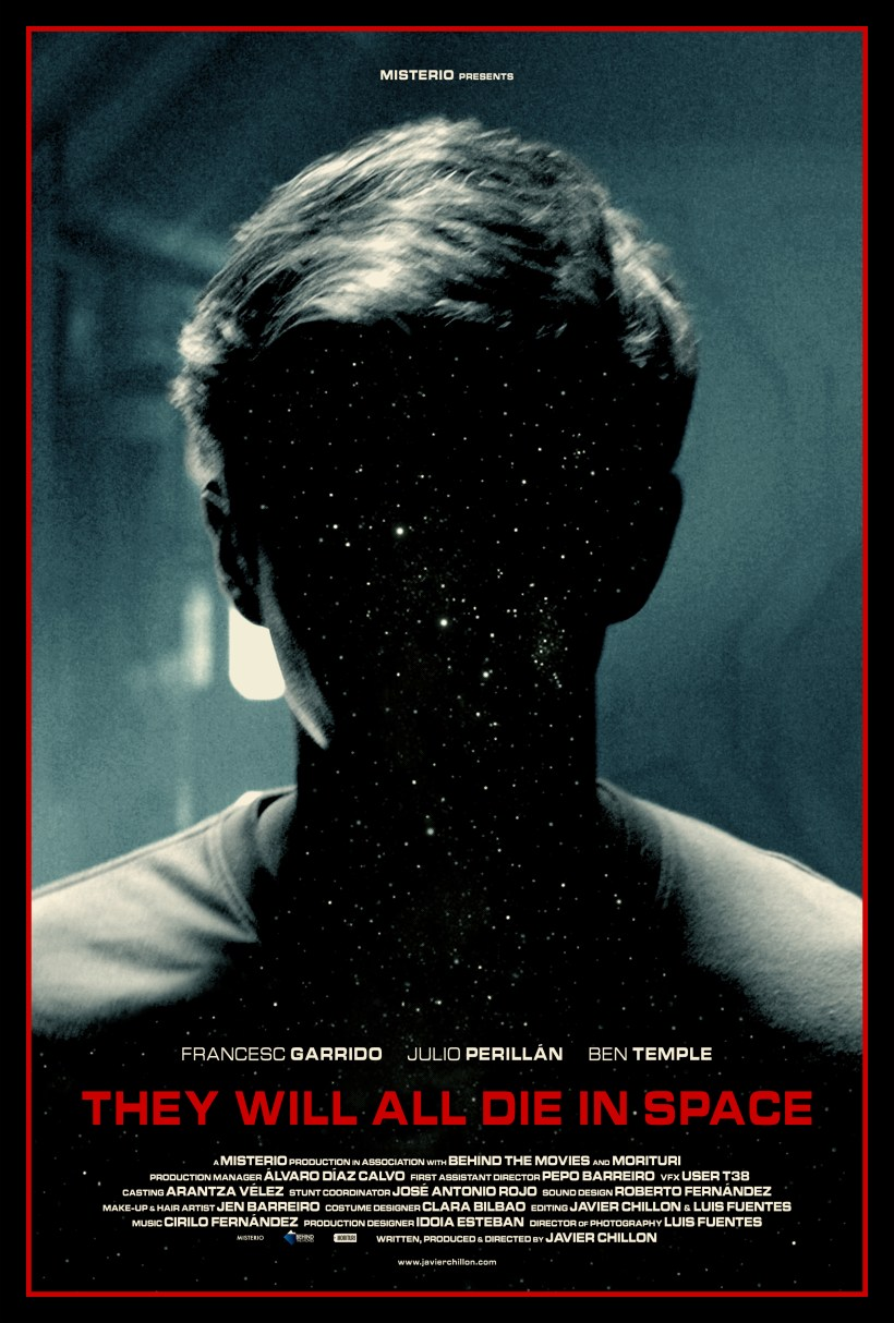 They Will All Die in Space Poster