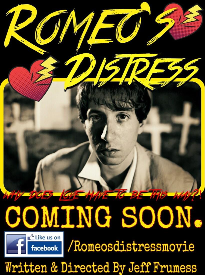 Romeo's Distress Promo Poster 2