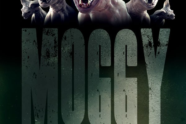 Moggy Creatures Poster