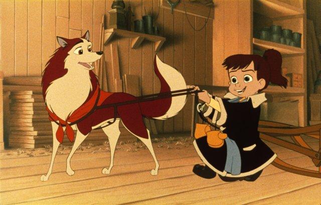 films jeune public balto chien loup