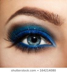close-eyes-bright-makeup-260nw-164214080