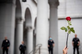Roses Protest 2