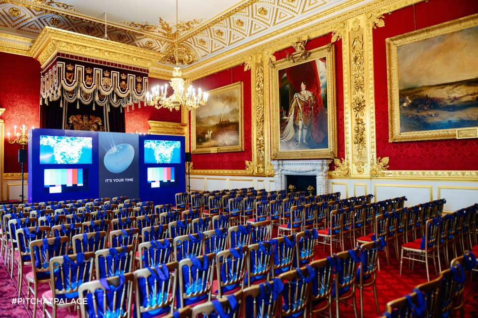 St James's Palace Conference Venue Splento