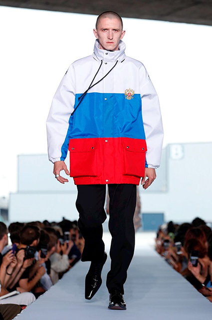 Vetements — коллекция весна-лето 2019