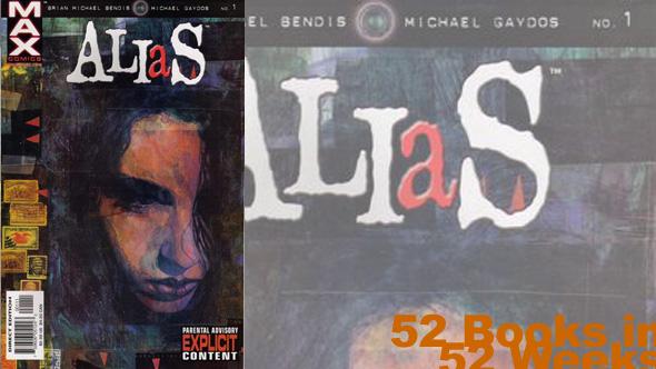 Alias, by Bendis and Gaydos