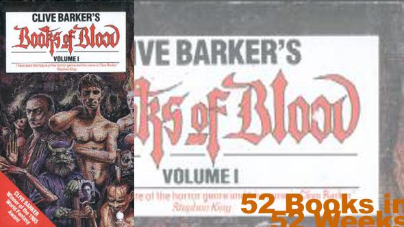 Clive Barker's books of blood vol. 1