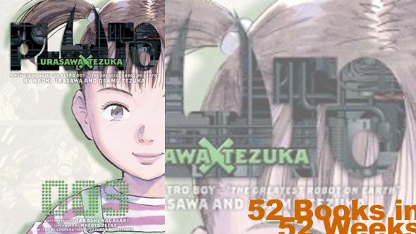 pluto urasawa vol. 3