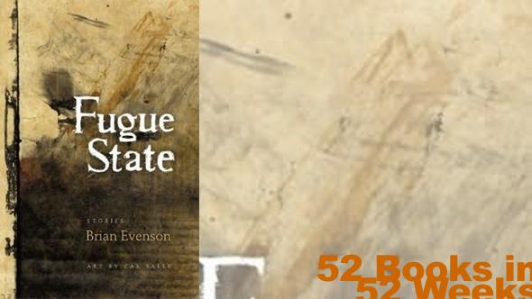 fugue state by brian evenson