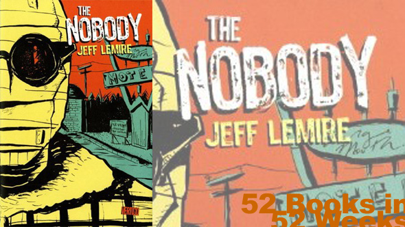 the nobody by jeff lemire