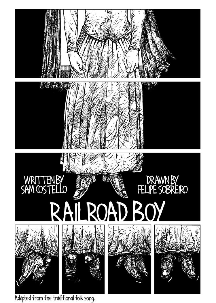 The Railroad Boy, by Sam Costello and Felipe Sobreiro
