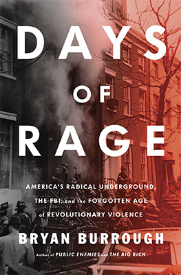 days of rage, by bryan burrough