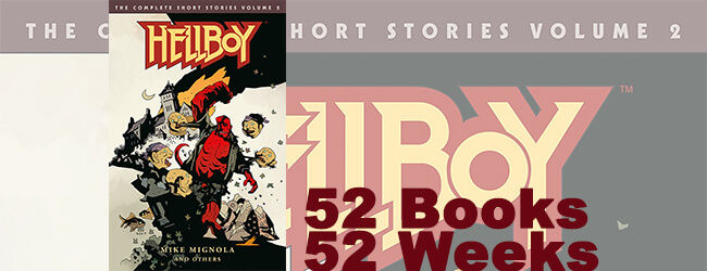 hellboy the complete short stories vol. 2 cover