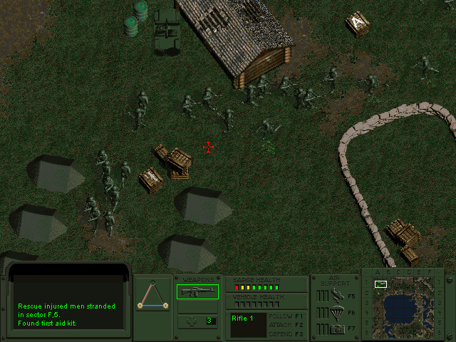 The 'Army Men' franchise is now available on Steam, but are the
