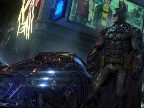Pick of the Day: 'Batman: Arkham Knight' (2015)