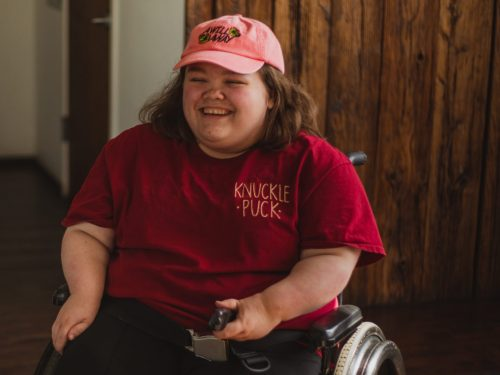Half Access, full plate: Cassie Wilson is changing the conversation about accessibility and music
