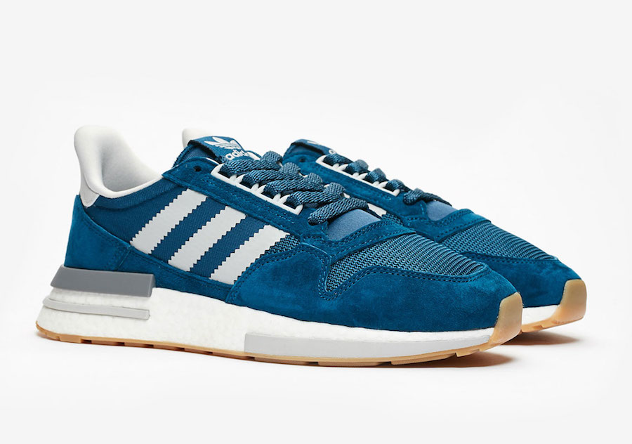 lowest price e7663 ab927 ... cheap sneakersnstuff adidas zx 500 rm blue night f36882 release date  6856c 13e47