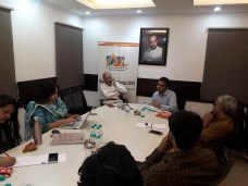 Brain storming session on Economic policies of Modi Government (1)