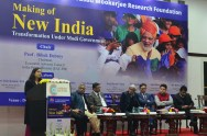 Making of New India Transformation Under Modi Government chaired by Prof. Bibek Debroy (21)