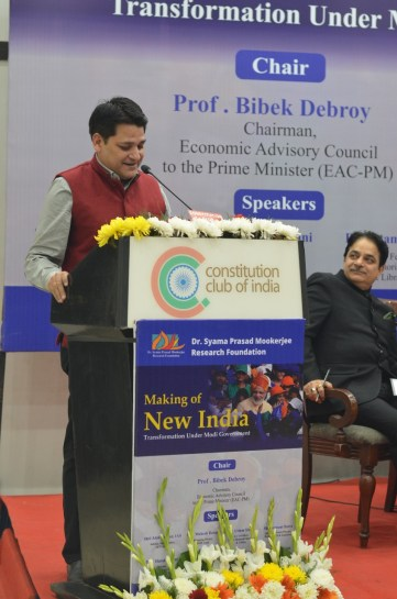 Making of New India Transformation Under Modi Government chaired by Prof. Bibek Debroy (6)