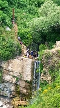 Canyoning Site at Hammana