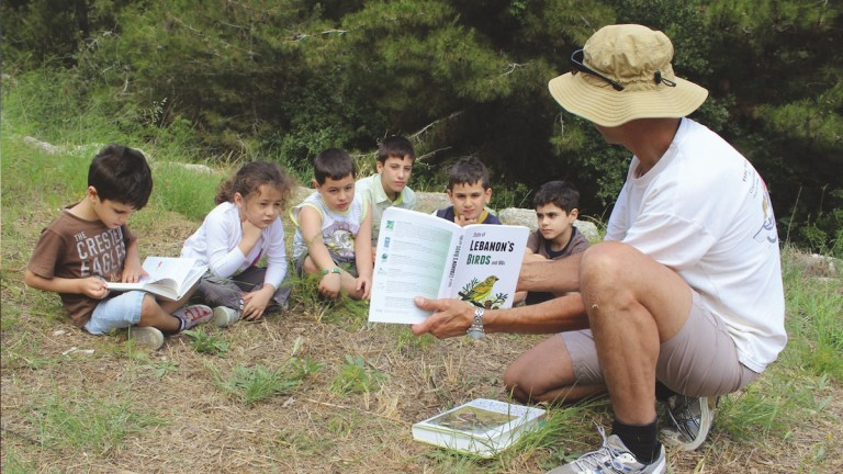 Connecting Children to Nature
